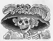 Catrina, Day of the Dead