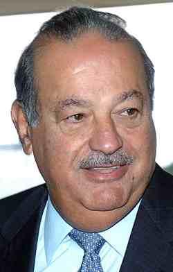 Carlos Slim Helu, Carlos Slim