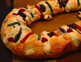 mexican holidays, rosca de reyes